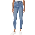 7 For All Mankind High-Waist Ankle Skinny in Court St