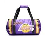 Mitchell & Ness los angeles lakers satin duffle bag (unisex)