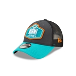 Newera MIAMI DOLPHINS NFL DRAFT 9FORTY ADJUSTABLE