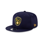 Newera MILWAUKEE BREWERS CLUBHOUSE COLLECTION 9FIFTY SNAPBACK