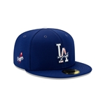 Newera LOS ANGELES DODGERS 2021 SPRING TRAINING 59FIFTY FITTED