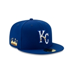 Newera KANSAS CITY ROYALS 2021 SPRING TRAINING 59FIFTY FITTED