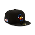 Newera COLORADO ROCKIES 2021 SPRING TRAINING 59FIFTY FITTED