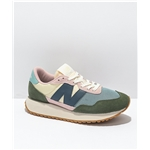 New Balance Numeric 237 Norway Spruce & Storm Blue Shoes