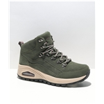 Skechers Uno Rugged One Olive Boots