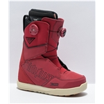 ThirtyTwo Lashed Double Boa Red Snowboard Boots 2021