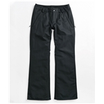 Volcom Frochickie Black 10K Insulated Snowboard Pants