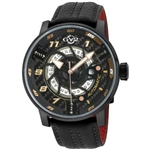 GV2 by Gevril Motorcycle Mens Watch 1316