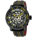 GV2 by Gevril Motorcycle Mens Watch 1315