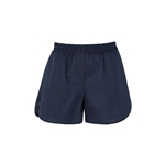 8 by YOOX LINEN PULL-ON SHORT