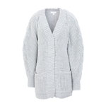 TOPSHOP CABLE SLEEVE CARDI