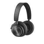 Bang & Olufsen Beoplay H9i Wireless Bluetooth Over-Ear Headphones with Active Noise Cancellation, Transparency Mode and Microphone  Black