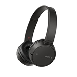 Sony WH-CH500 Wireless On-Ear Headphones, Black (WHCH500/B)