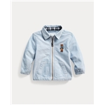 Polo Ralph Lauren Polo Bear Cotton Oxford Jacket