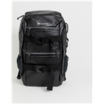 Asos Columbia Street Elite 25L backpack in black