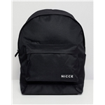 Asos Nicce backpack in black